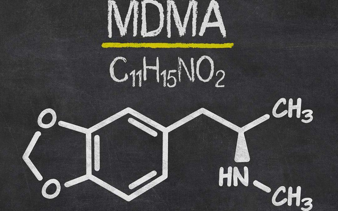Efectos del consumo de MDMA o éxtasis