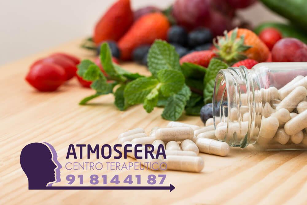Dieta y recuperación de la drogadicción en Atmosfera Adicciones