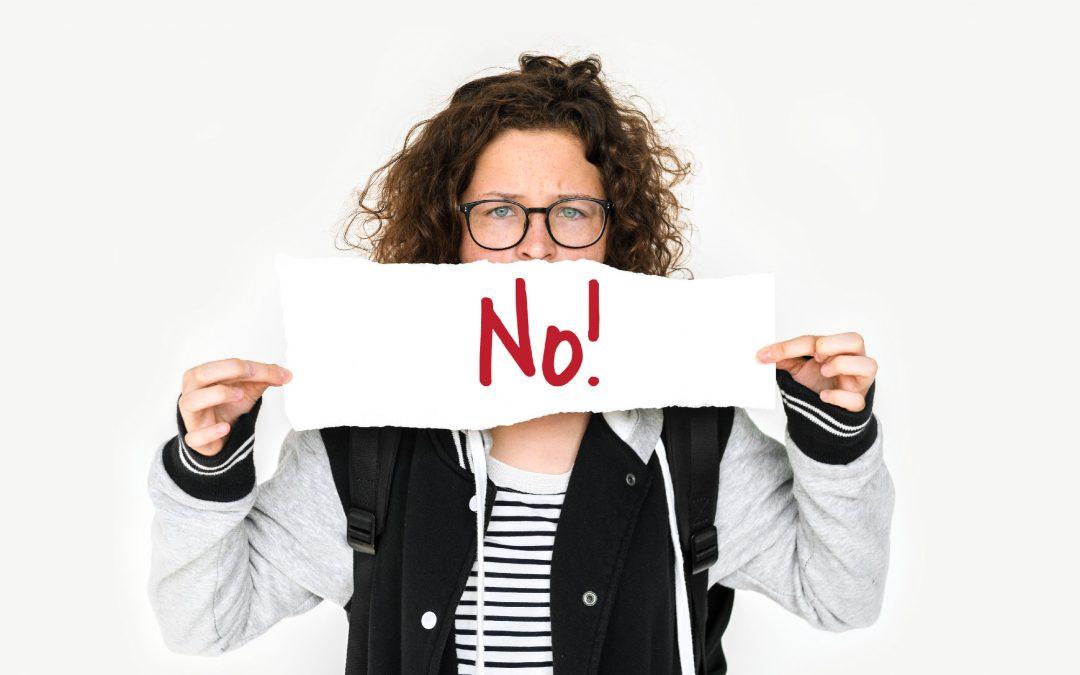 Aprende a decir que no en el tratamiento de las adicciones